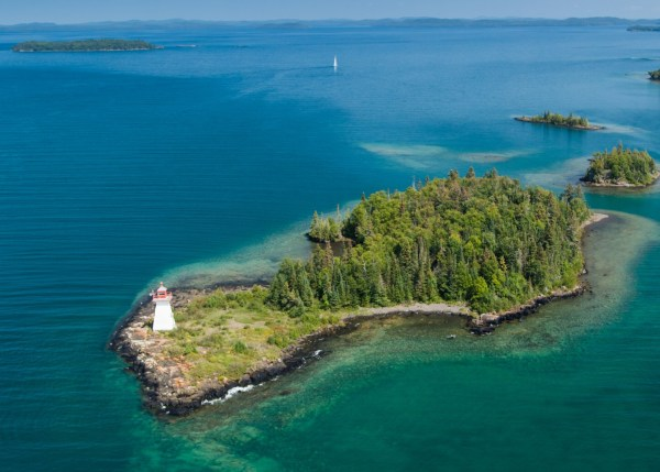 National Parks Canada Lake Superior