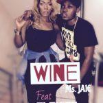 "Ms Jaie – ""Wine"" ft. Olamide | @MsJaieofficial"