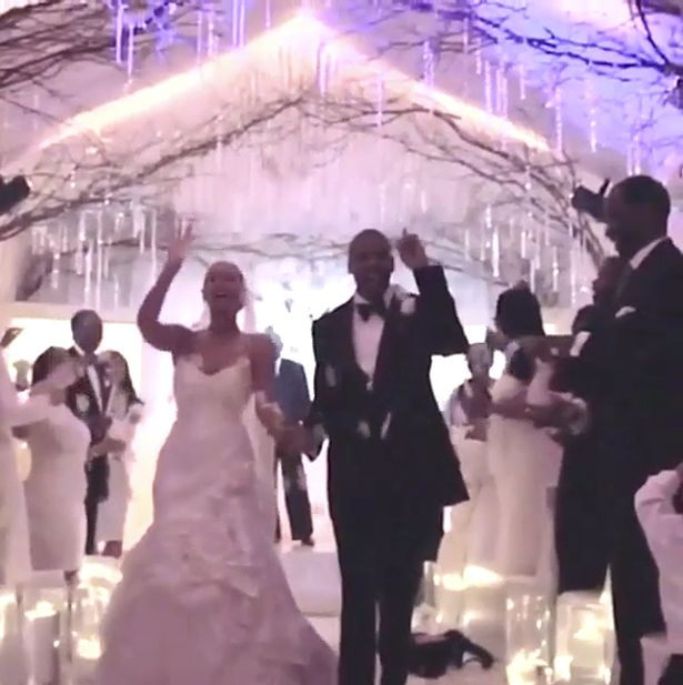 Jay-Z-wedding