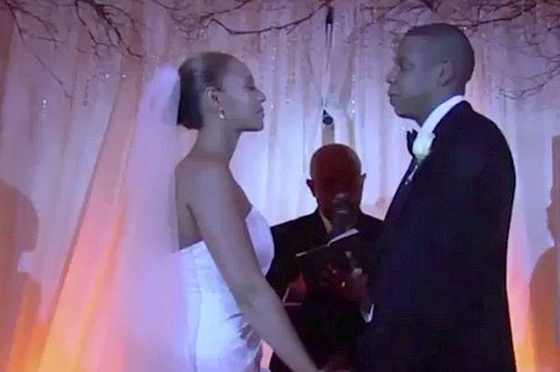 Jay-Z-wedding