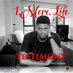 [News] : 1 More.Life – Testimony. (Prod. by Bishop) | @1_more_life