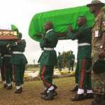 [News] : Boko Haram: Troops recover bodies of Lt.-Col., 15 soldiers