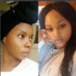 [Gist] : Yemi Alade vs Mercy Aigbe: Who is Prettier Without makeup?