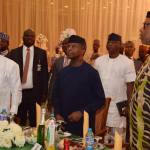 [#News] : What Osinbajo, governors discussed at NEC meeting