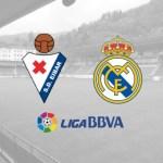 [#Football] : Eibar vs Real Madrid – Watch Live Streaming