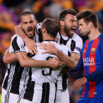 [#Football] : No mercy for Messi as Juventus knock Barcelona out of Champions League