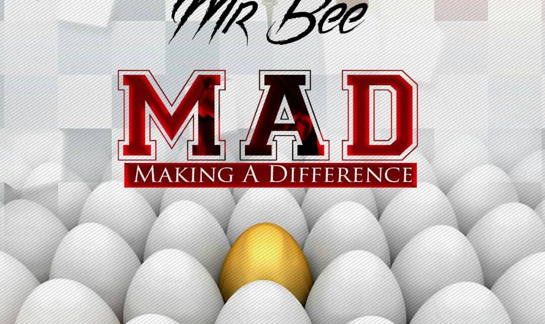 """MR Bee - """"MAD (Making A Difference)"""""""