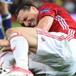 [#Football] : Ibrahimovic out for rest of season