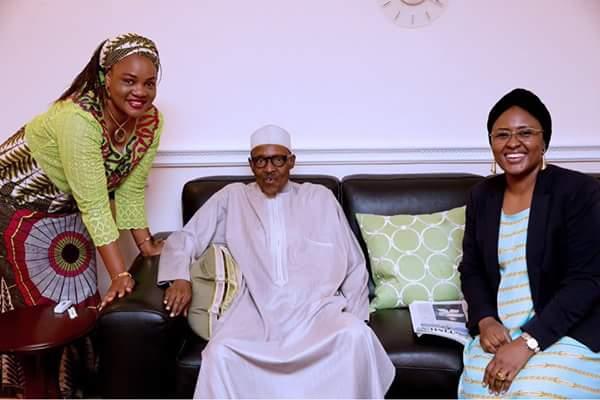 News] Photos Of Buhari With APC And PDP Governors And Aisha Buhari