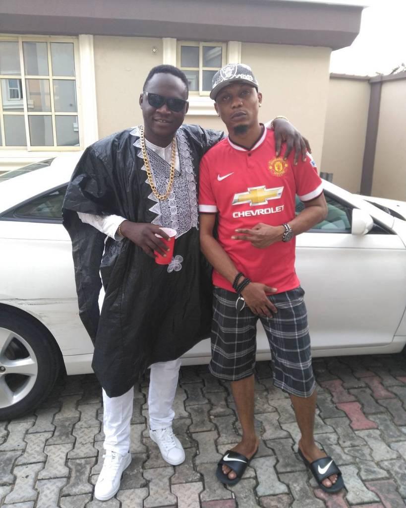 News] Meet Yomi Sars, Aka  Lagos Gucci Mane, The Flashy SARS