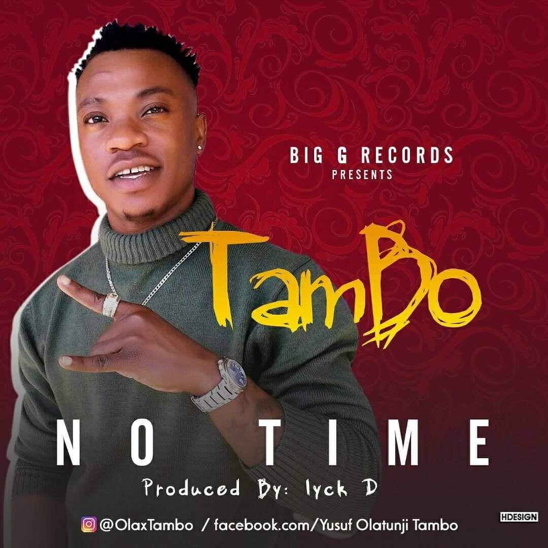 Tambo - No Time