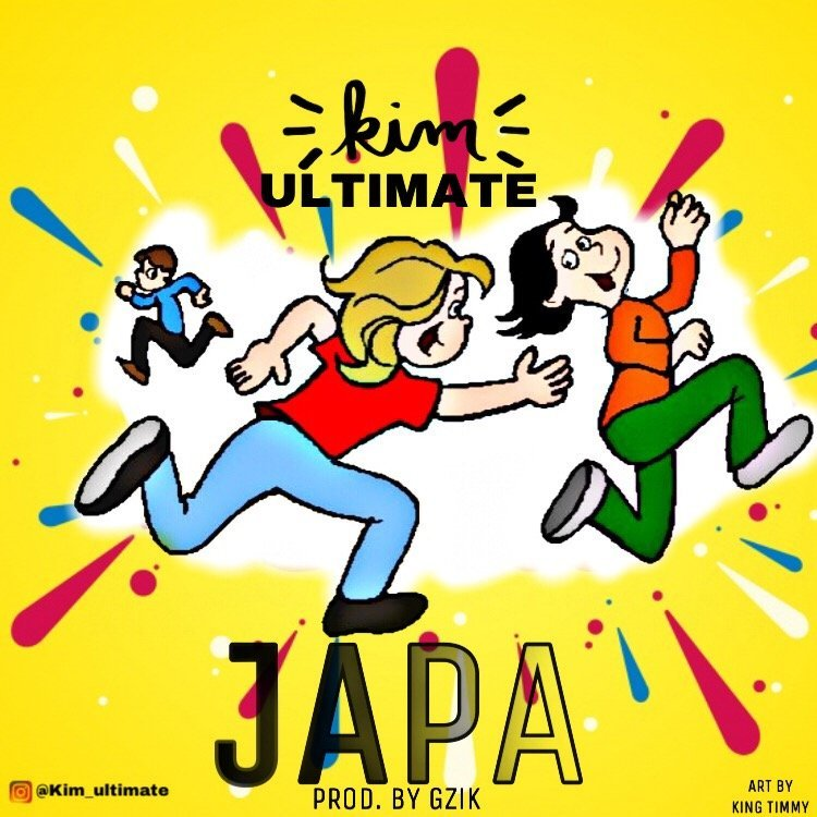 Kim Ultimate – JAPA (Prod. By Gzik)
