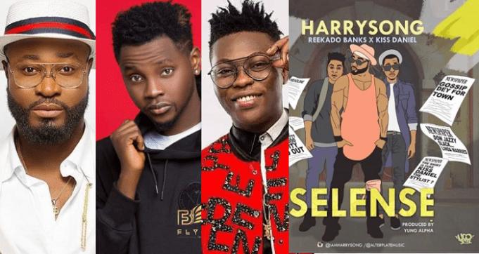 Arrogant Kizz Daniel Refused To Work With Reekado Banks On 'Selense' - Harrysong