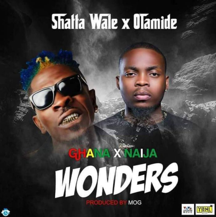 Shatta Wale Ft. Olamide - Wonders