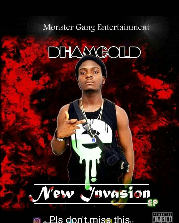 [Album EP] DhamGold - New Invasion