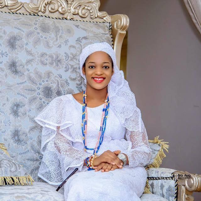 Ooni Of Ife's New Wife, Naomi Oluwaseyi Stuns In New Photo