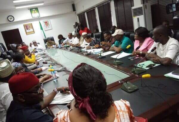 Strike-FG-resumes-talks-with-ASUU-Labour