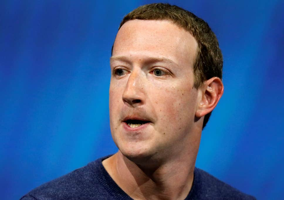 Mark Zuckerberg Roasted On Twitter Over His New Haircut