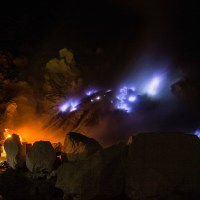 IJEN CRATER TOUR FROM BANYUWANGI AIRPORT