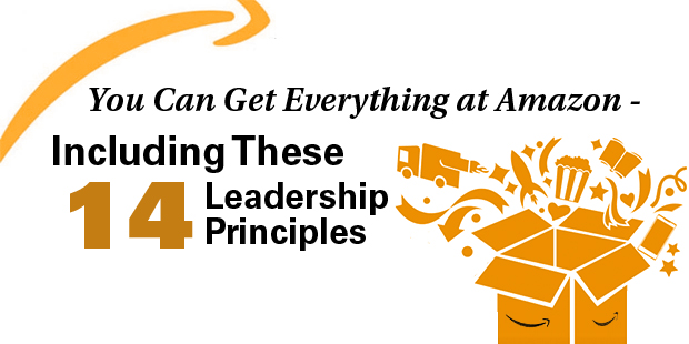 The 14 Leadership Principles that Drive Amazon | CustomerThink