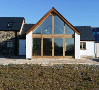 Barn Conversion by Ieuan Griffiths Building Contractors