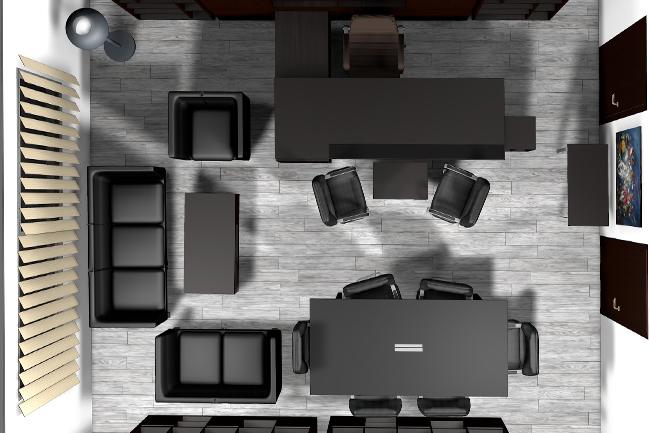 aménagement bureau