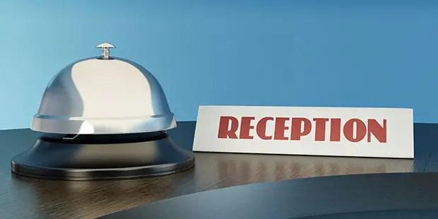 Receptionist needed immediately: APPLY HERE