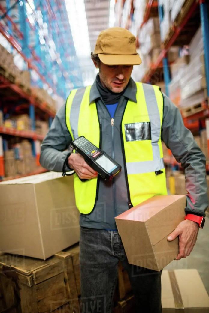Warehouse Outbound Clerk