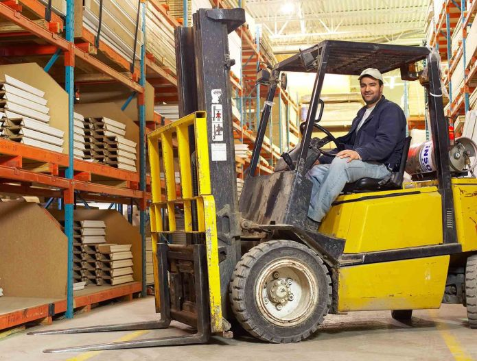 Forklift Driver / General Worker wanted immediately: APPLY NOW