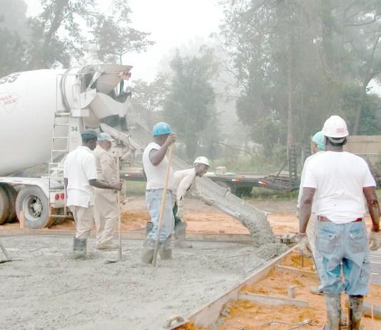 Concrete Foreman