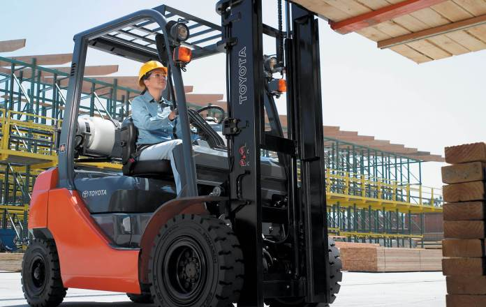 Forklift Truck Operator and Picker urgently needed: APPLY NOW
