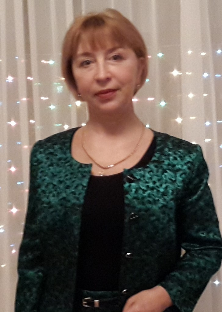 Шергенг Наталия Алексеевна