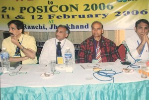 12th POSICON held at Ranchi, Jharkhand. Dr Ashok Johari as President of POSI insisted on POSICON being held in smaller towns to create awareness about the speciality of Pediatric Orthopaedics.