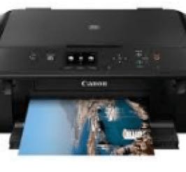 Canon Ij Setup PIXMA MG5765