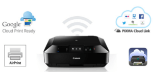 Canon Mobile Printing App for Android Tablets and Smartphones