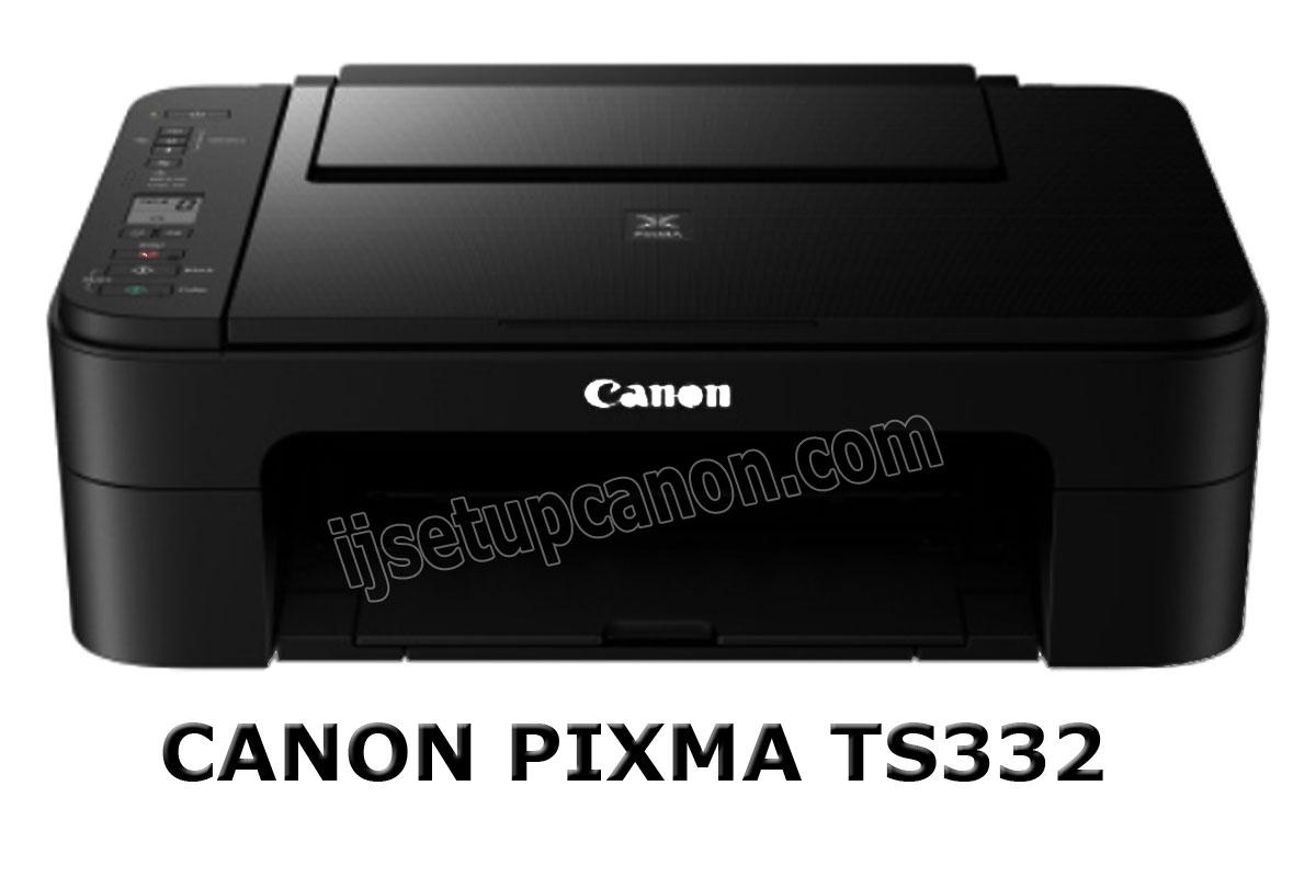 Canon Pixma TS3322 Driver Free Download