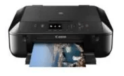 Canon PIXMA MG5580 Drivers Download