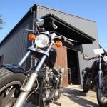 バイク展示・販売「ジーザスサイクルス JESUSCYCLES」熊本県荒尾市