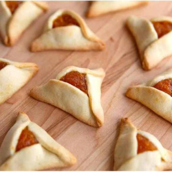 Пироги с абрикосовой начинкой из кураги
