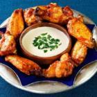 Острые крылья куриные жареные в духовке рецепт с фото