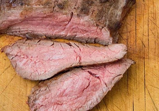 Как нарезать мясо поперек волокон