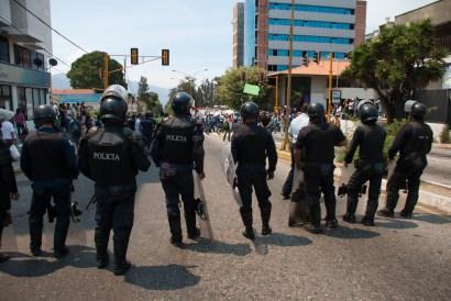 Marcha de la Juventud febrero 12 2014 en fotos por José José Limongi Pereira - Mérida - iJustSaidIt