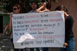 Fotografías del banderazo en Mérida - 041014 (1)