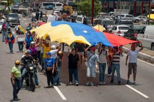 Fotografías del banderazo en Mérida - 041014 (44)