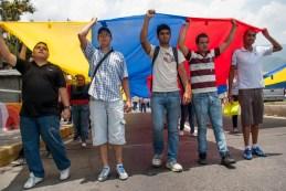 Fotografías del banderazo en Mérida - 041014 (46)