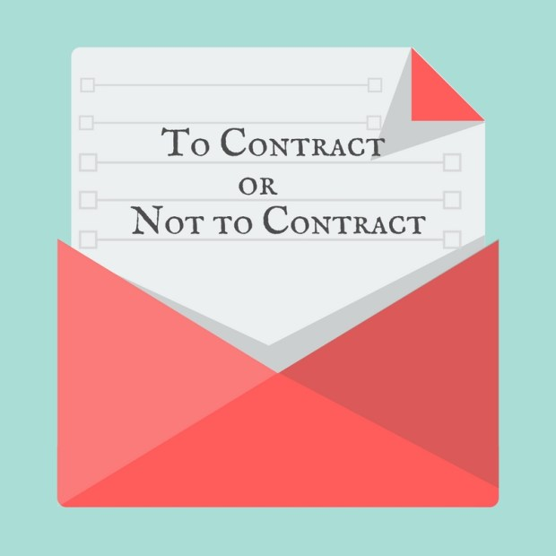 To Contract