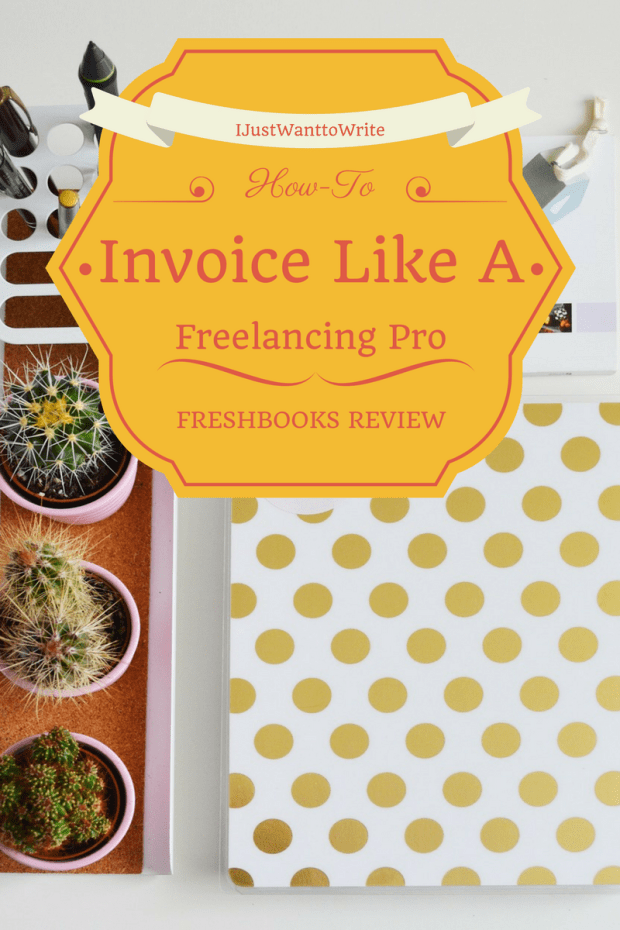 How To Write Invoice Freshbooks