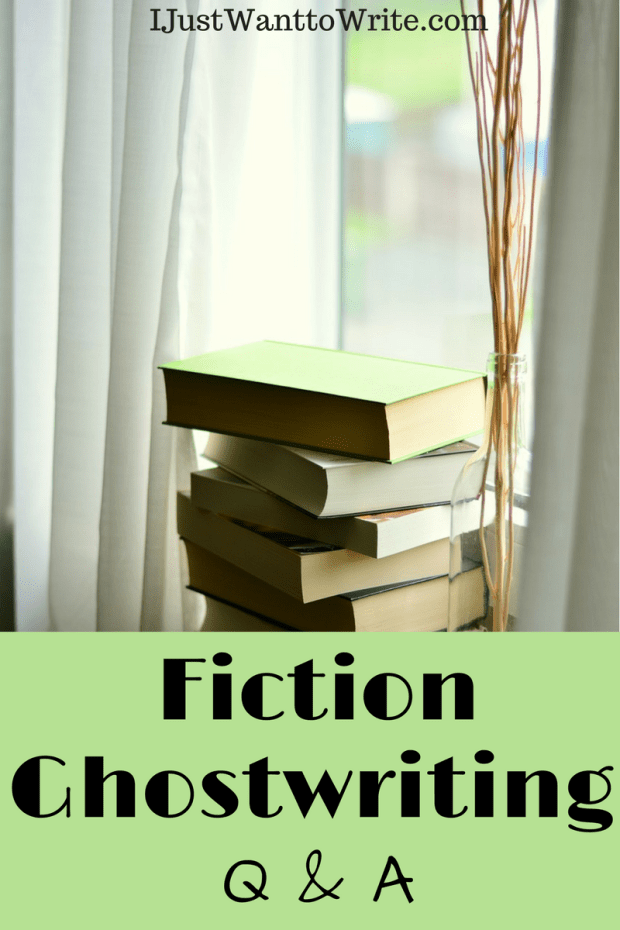 Fiction Ghostwriting Q&A