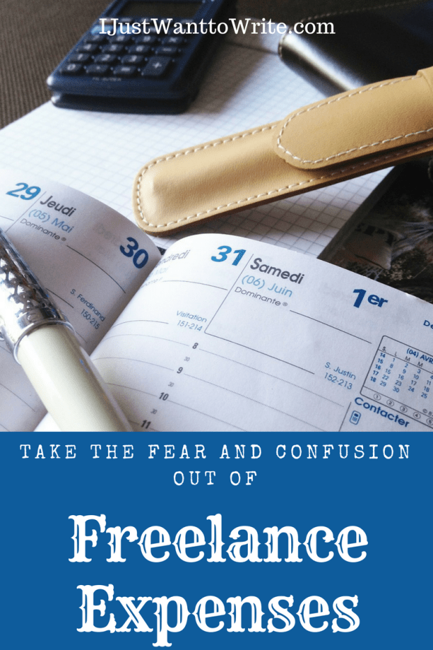 Take the Fear and Confusion Out Of Freelance Expenses (1)