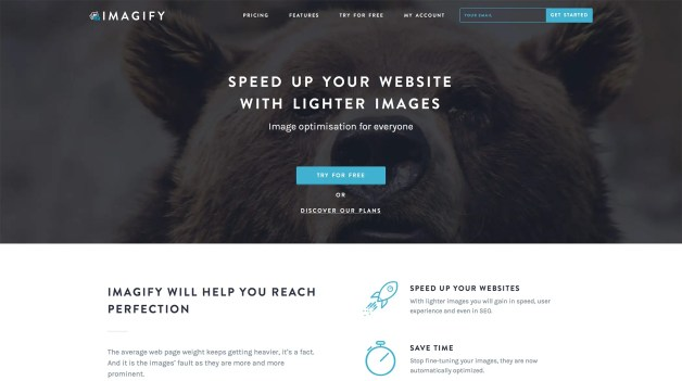 Imagify- wordpress image compression plugin